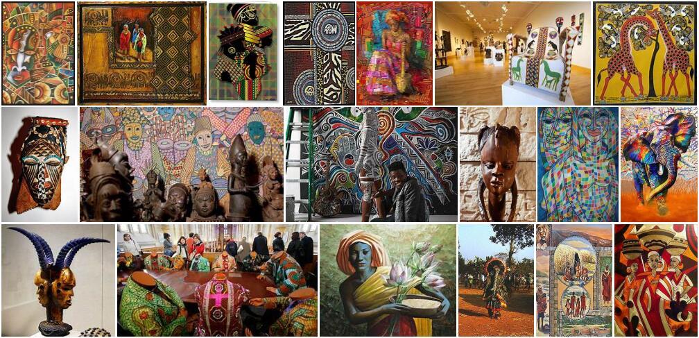 Africa Arts 2
