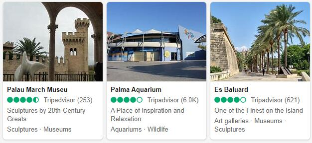 Palma Attractions 2