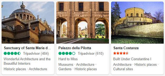 Parma Attractions 2