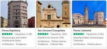 Parma Attractions
