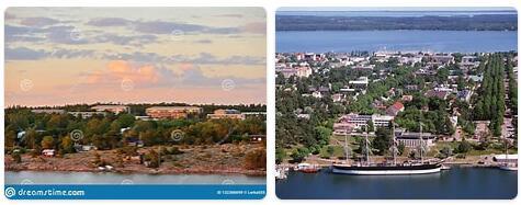 Aland Islands Capital