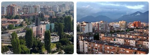 Albania Capital