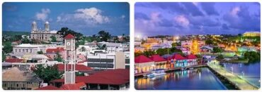 Antigua and Barbuda Capital