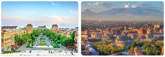 Armenia Capital