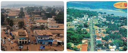 Central African Republic Capital