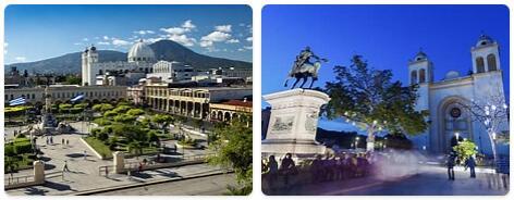 El Salvador Capital