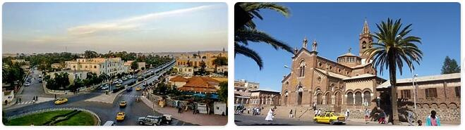 Eritrea Capital