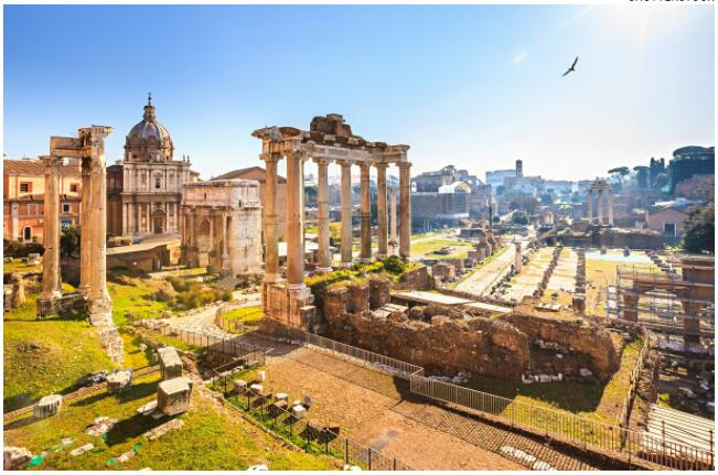 FLIGHTS, ACCOMMODATION AND MOVEMENT IN ROME