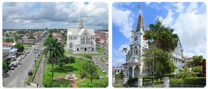 Guyana Capital