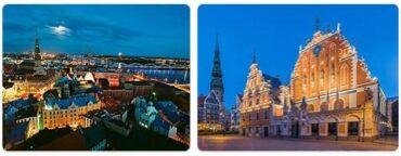 Latvia Capital