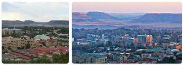 Lesotho Capital