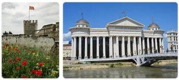 Northern Macedonia Capital