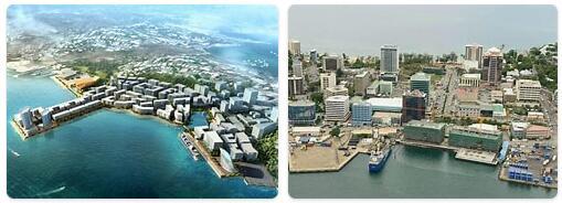Papua New Guinea Capital
