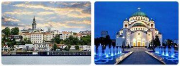 Serbia Capital