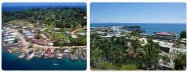 Solomon Islands Capital