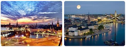 Sweden Capital