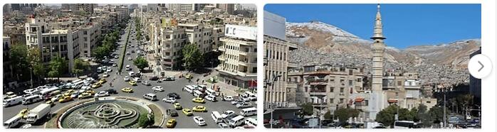 Syria Capital