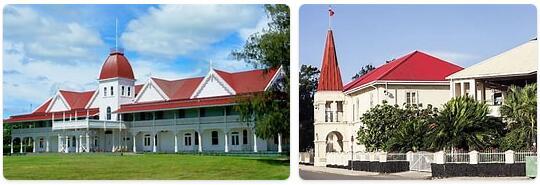 Tonga Capital