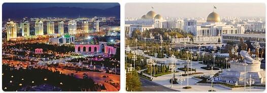 Turkmenistan Capital