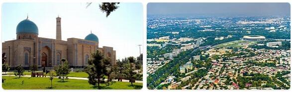 Uzbekistan Capital