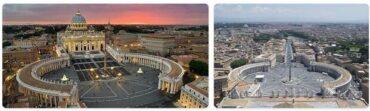 Vatican City Capital