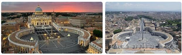Vatican City Capital