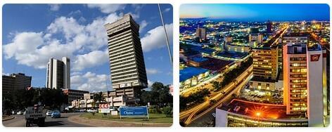 Zambia Capital