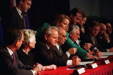 The 1999 Kosovo War