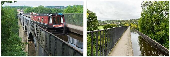Pontcysyllte Aqueduct and Canal