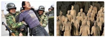 China Religion and Military