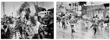 Israel History - The first Intifada