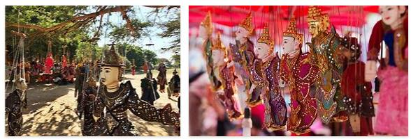 Myanmar Arts and Culture