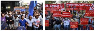 Myanmar Democratization