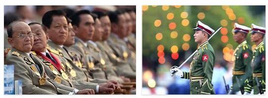 Myanmar Military Dictatorship