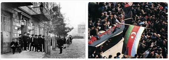 Azerbaijan History since 1991