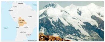 Bolivia Geography